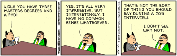 A Common Sense Approach To Performance Appraisals 2014-02-25