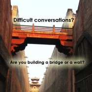 Having a Difficult Conversation? Try being an Advocate.