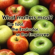 Performance Appraisals: What Matters Most – the Tool, the Evaluator, or the Employee?
