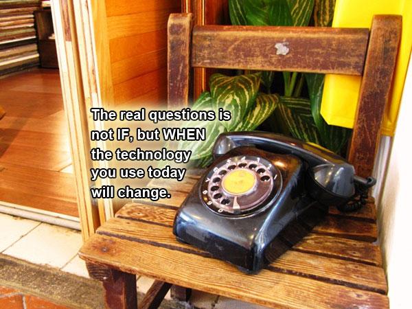 Disruptive Technology Changes 2014-06-17