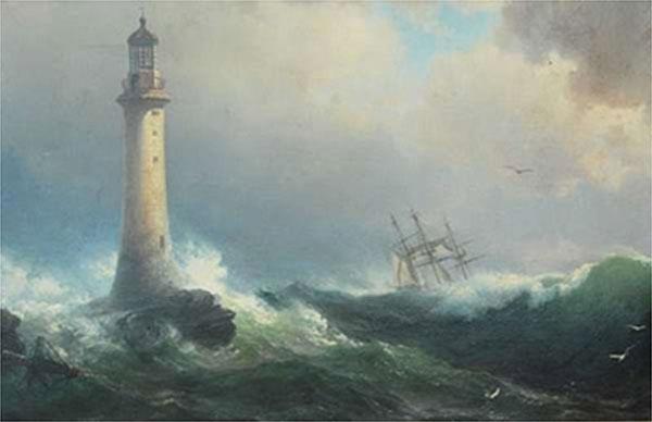 Rough Seas 2014-09-02